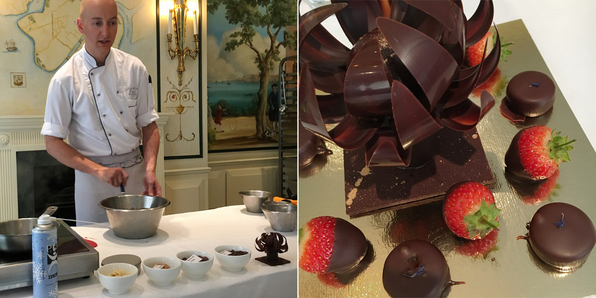 The Savoy chocolate masterclass