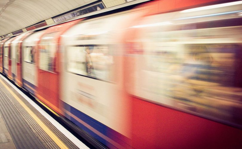Is Tube Travel a metaphor for life?