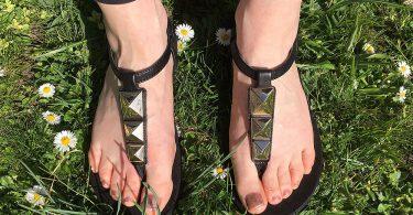 Vionic Nala sandals - comfortable shoe technology