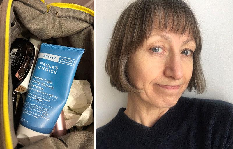 SPF 30 anti-ageing moisturiser