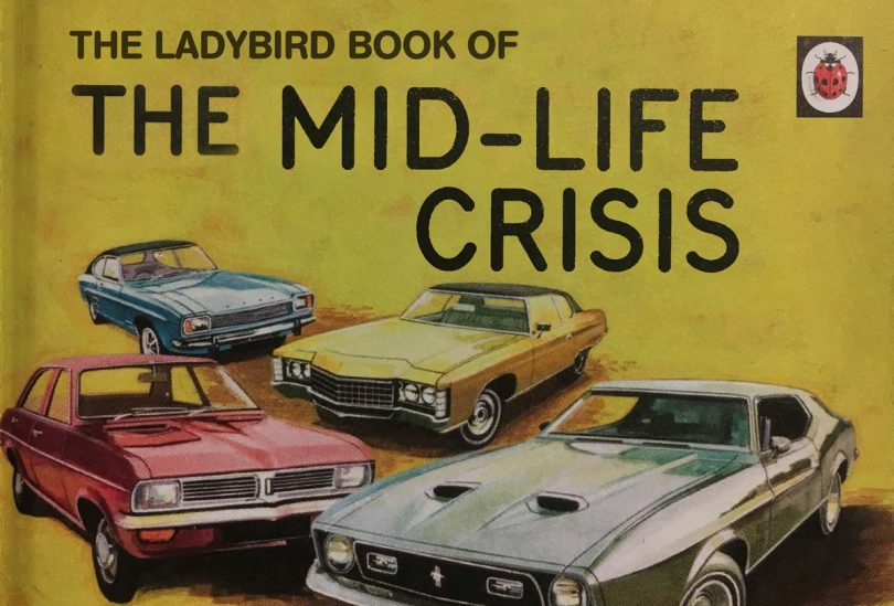 Midlife crisis male What Midlife
