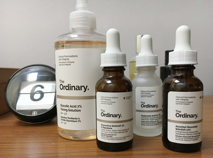 The Ordinary anti-ageing and cruelty free